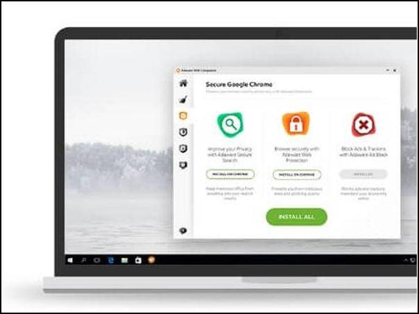 Web Companion en Windows 10