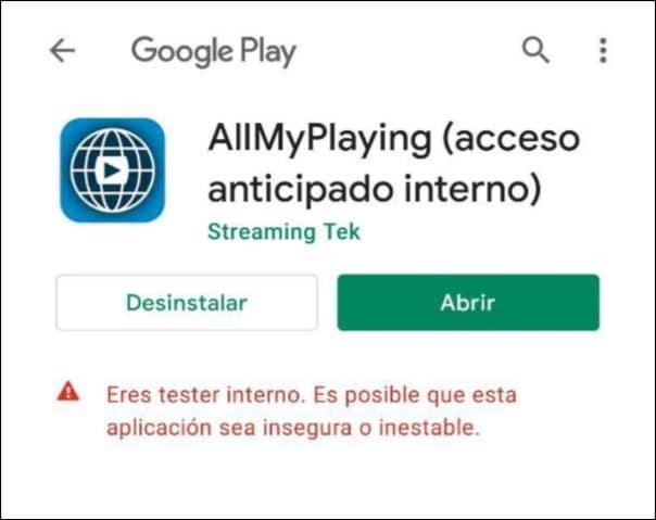 AllMyPlaying