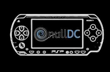 NullDC PSP