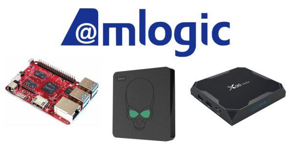 chipset Amlogic