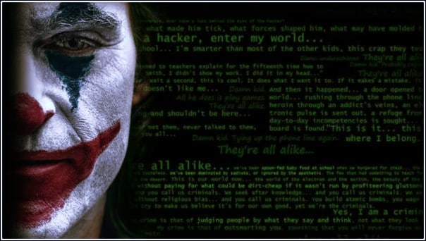 virus joker