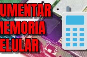 aumentar memoria interna celular