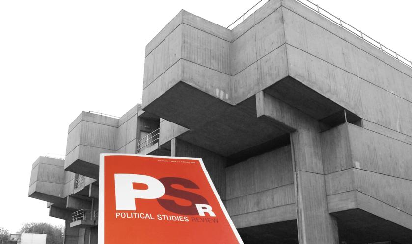 Political Studies Review Brunel Building