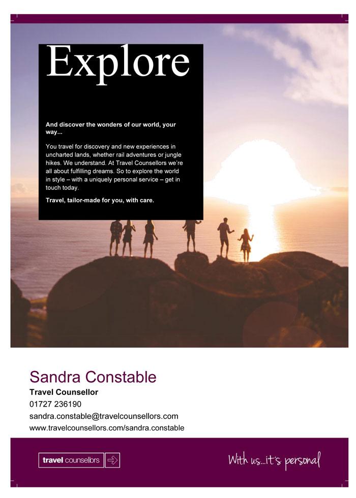 Sandra-Constable