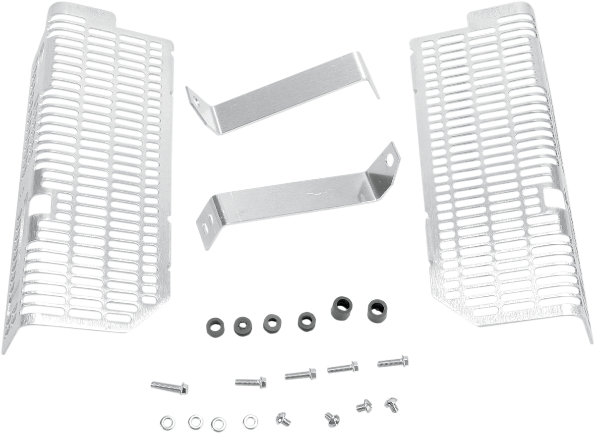 Devol Aluminum Radiator Guards