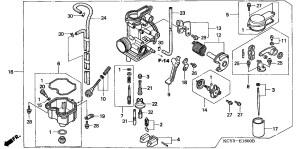 Honda OEM Part 16012KCY681   eBay
