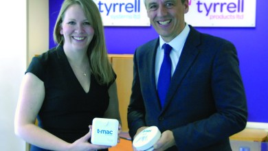 Photo of T-MAC AND TYRRELL BUILDING TECHNOLOGIES GROUP PARTNER TO LAUNCH SMART BUILDING IOT SOLUTION FOR SMALL BUSINESSES