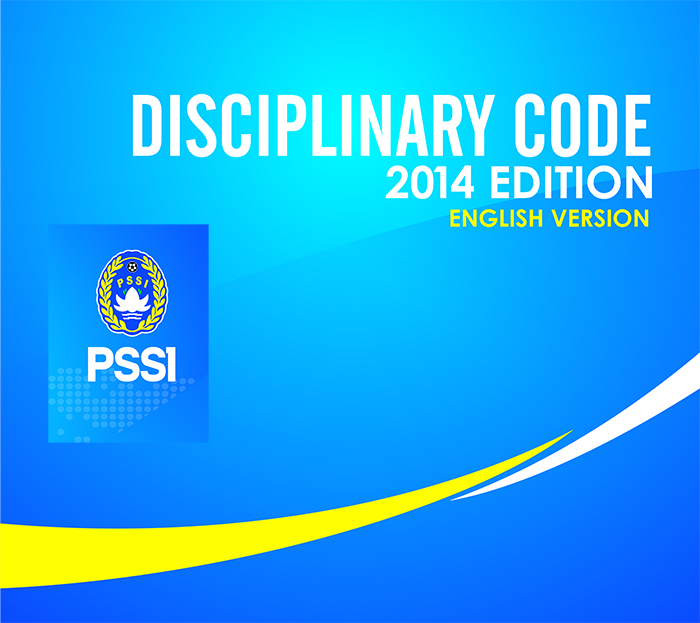 DISCIPLINARY CODE 2014 EDITION