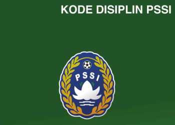 Kode Disiplin PSSI 2018