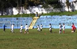 pemkot batu Persikoba Batu gagal menang saat menjamu Sumbersari FC.