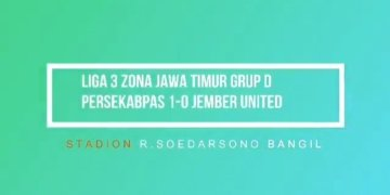 Highlights Persekabpas VS Jember United, 11 April 2018