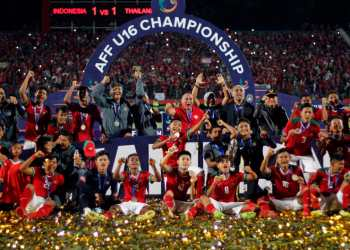 Achmad Riyadh : Terima Kasih Suporter dan Seluruh Rakyat Indonesia