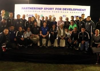 Bersama Jerman-Australia, PSSI Kembangkan Sport For Development