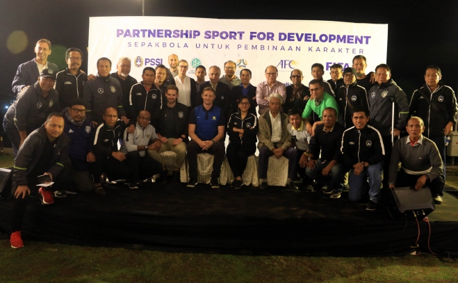 Bersama Jerman-Australia, PSSI Kembangkan Sport For Development
