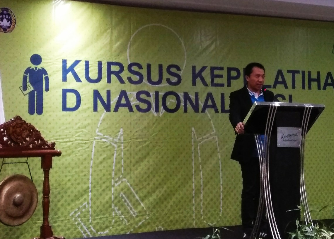 Kursus Pelatih Berdasar Sport for Development Dimulai di Batu