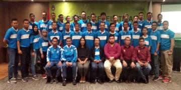 Kursus Pelatih lisensi D Nasional dengan kurikulum baru. (FOTO: PSSI JATIM)