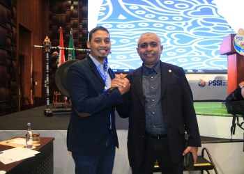 Ahmad Riyadh Ketua Komite Ad Hoc Perangi Pengaturan Skor