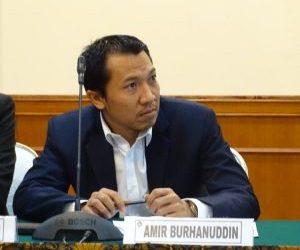 Amir Burhannudin, SH