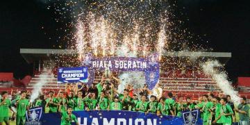 Tak Terkalahkan, Persebaya U-17 Juara Piala Soeratin