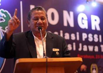 PSSI Jatim Targetkan Lolos Final di PON 2020 Papua
