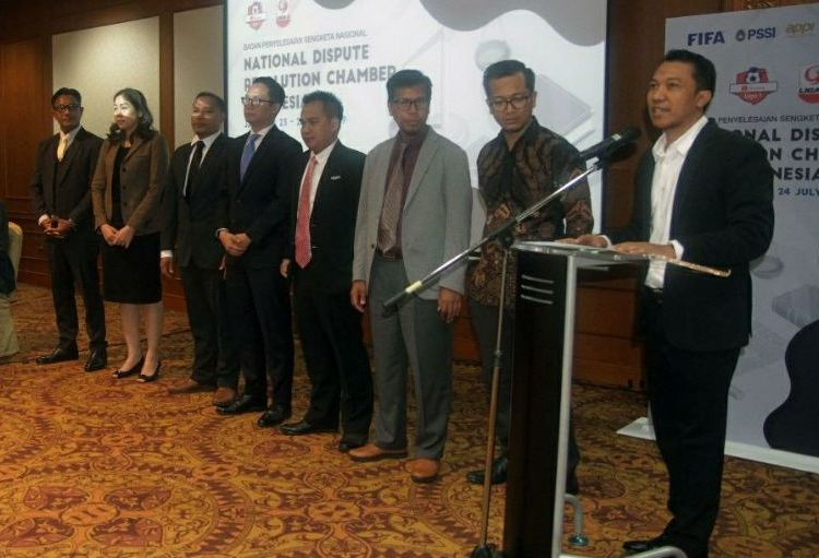 Sekretaris PSSI Jatim Pimpin Badan Penyelesaian Sengketa Nasional
