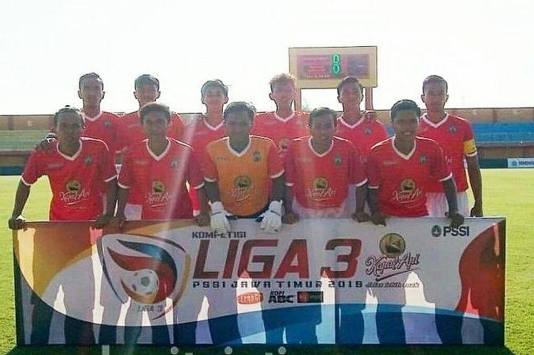 Pamekasan FC Curi Poin Penuh di Kandang Suryanaga