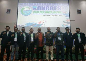 Dimas Bagus Terpilih Pimpin Futsal Jatim