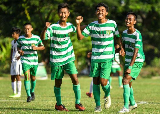 Pembagian Grup Babak 18 Besar Piala Soeratin U-17
