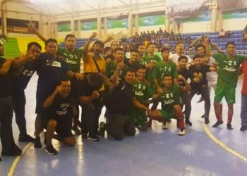 Futsal Jatim Lolos PON 2020 Papua