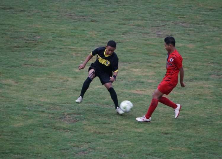 Gulung Serdadu Sidowungu, PSBK Peta Juara Piala Soeratin U-13