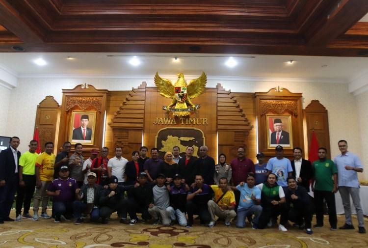 Piala Gubernur Jatim Harus Jadi Ajang Islah Suporter