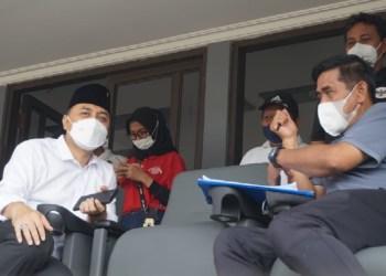 Wali Kota Surabaya Semangati Peserta Seleksi Calon Pemain Timnas U-16
