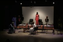 oficina de interpretação de Luanda – apresentação final