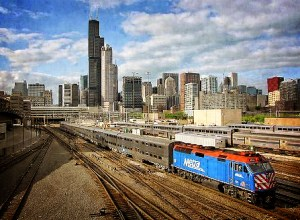 Metra Train_1