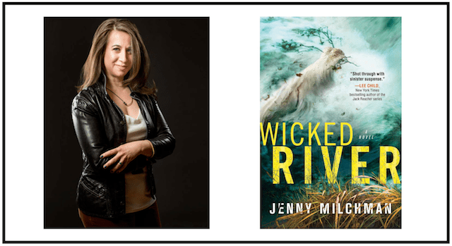 Jenny Milchman, author of Wicked River