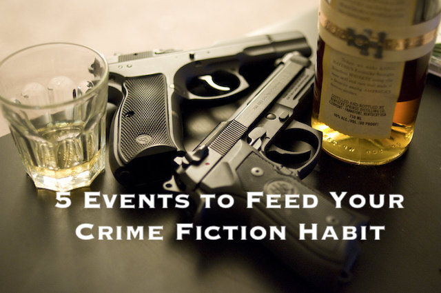 Crime Fiction Events