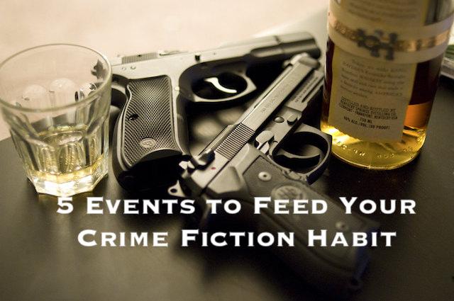 Crime Fiction Events