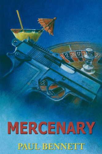 Author Paul Bennett's Mercenary