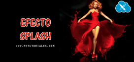 Efecto splash con Photoshop