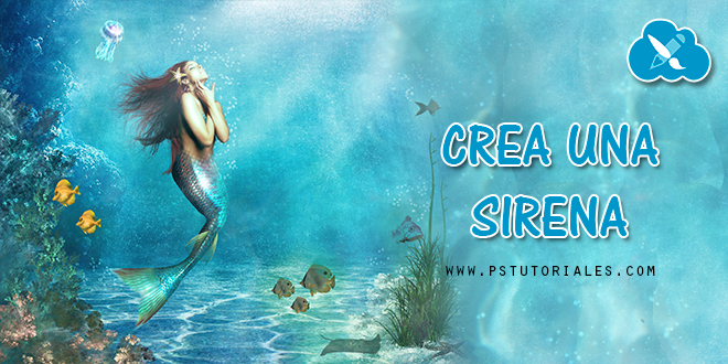 Sirena Photoshop Manipulation