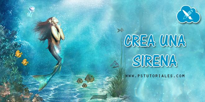 Sirena Photoshop Manipulation