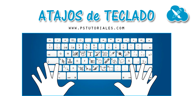 Atajos de teclado en Adobe Photoshop