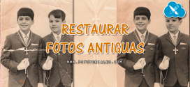 Reparar y restaurar fotos antiguas con Photoshop