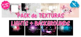 Pack de texturas para blends