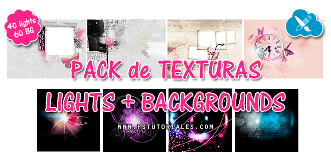 Pack de texturas para blends
