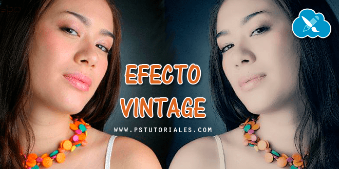 Efecto Vintage Photoshop Tutorial