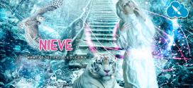 Nieve (Ice Queen) Photoshop Manipulation