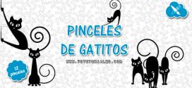Pinceles de gatitos para Photoshop