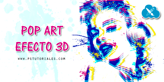 Pop Art Falso 3D Photoshop Tutorial