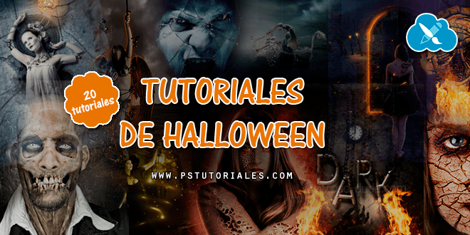 Tutoriales de Photoshop – Especial Halloween